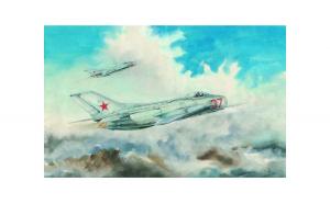 Macheta Trumpeter, MiG-19S Farmer C 1:48