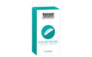 Prezervative Secura Sentiment Natural 24