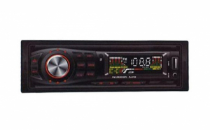 Radio auto cu player, USB, cititor de card, bluetooth - XBTOD 6011