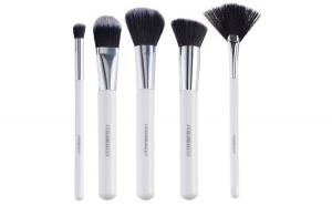 Set 5 pensule cosmetice, Relaxdays,