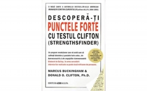 Descopera-ti punctele forte, autor Marcus Buckingham, Donald O. Clifton