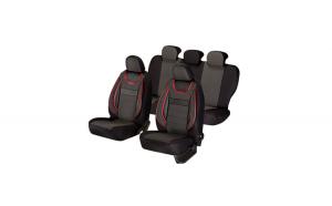 Huse scaune auto BMW E90/E91 Dynamic Negru