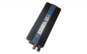 Invertor tensiune 12V-220V Lairun, 1200 W, putere continua 735 W