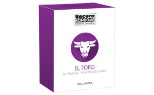 Prezervative Secura El Toro 100 buc