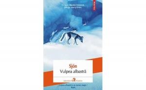 Vulpea albastra,