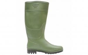 Cizme de protectie din PVC verde 001GB marimea 44