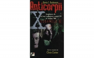 Anticorpii, autor Kevin J. Anderson