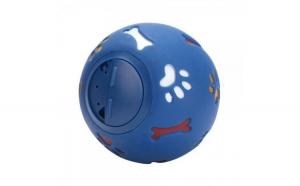 Jucarie minge interactiva pentru catei,