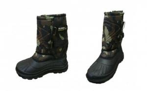 Cizme Alaska impermeabile, usoare, rezistente, antiderapante, calduroase si confortabile mărimi 45 și 46