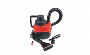 Aspirator auto de mana, model ma-c003, filtru praf detasabil, aspirare uscata si umeda- 12v, 96w