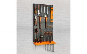 Panou organizator de scule, de perete, 50 x 33 cm GLZ-10944B
