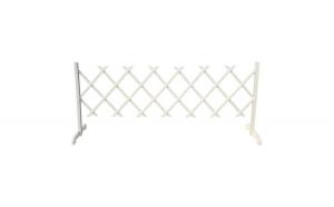 Gard pliabil pentru gradina, 86 x 200 cm