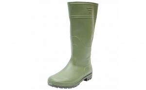 Cizme de protectie din PVC verde 001GB marimea 43