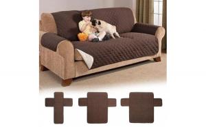 Husa de protectie pentru canapea, 2 fete