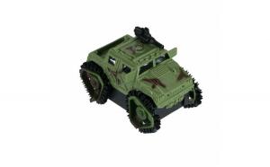 Vehicul militar de jucarie, model