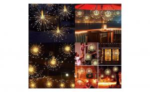Set 5 instalatii decorative tip arficii