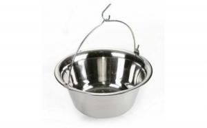 Ceaun inoxidabil 8 litri grosime 0 6mm