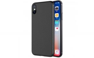 Husa Cover Nillkin Carbon pentru iPhone XS  X