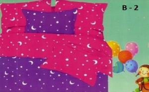 Lenjerie de pat din bumbac satinat 100%, colectie noua, la doar 65 RON in loc de 197 RON