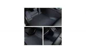 Covorase presuri cauciuc Premium stil tavita Mitsubishi ASX 2010-2019