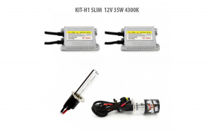 H1 SLIM  12V 35W 4300K