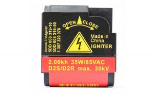 Igniter calculator xenon D2S, D2R