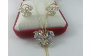 Set bijuterii Luxury Butterfly