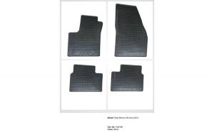 Covoare cauciuc OPEL MERIVA II B 2010-> ( 546108 P40 )