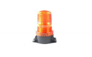 Girofar omologat U.E. cu 24 LED 12-24V lumina portocalie