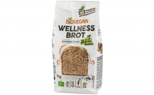 Premix bio pentru paine Wellness, fara