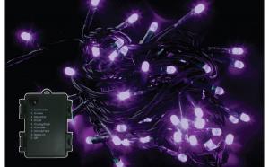 Instalatie brad Craciun, 120 LED-uri