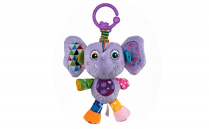 Elefantul Ethan, jucarie din plus pentru
