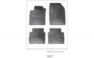 Covoare cauciuc OPEL VECTRA C 2002-2008 ( 0703 P40 )