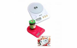 Cantar de bucatarie electronic SCA 301 - max 5 kg