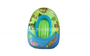Barca gonflabila pentru copii