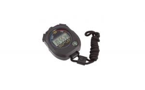Cronometru digital cu busola, negru