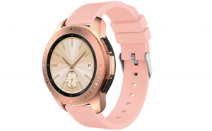 Curea Silicon Premium MTP Pink Sand 22mm