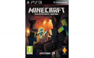 Joc Minecraft pentru PlayStation 3