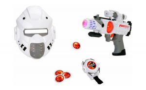 Set arma spatiala cu sunet si lansator