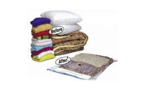 Set 4 saci pentru vidat haine