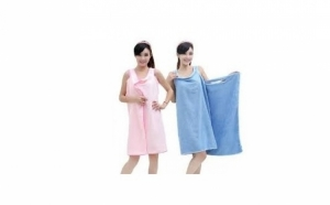 Prosop-halat de baie Magic Towel, la doar 38 RON in loc de 77 RON