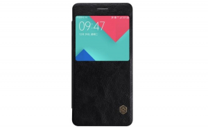 Husa Samsung Galaxy A5 2017 Nillkin Qin Flip Negru