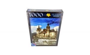 Puzzle Castle, 1000 piese
