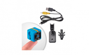 Mini Camera HD - Functie Video si Foto, Card 8GB