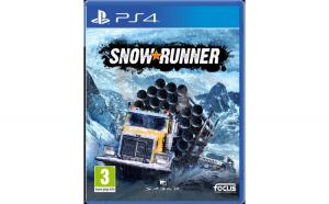 Joc Snowrunner pentru PlayStation 4