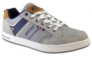 Pantofi Casual pentru Barbati, Gri,