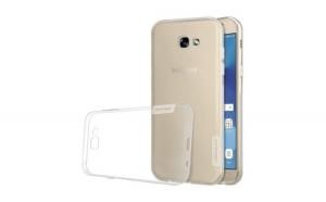 Husa Samsung Galaxy A7 2017 Nillkin Nature Transparent