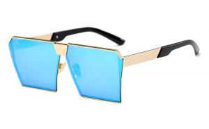 Ochelari de soare Trez Albastru Oglinda