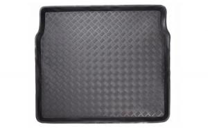 Covoras tavita protectie portbagaj LUX, Fiat DOBLO 5 locuri (cu sertar la mijloc) 2010-2020