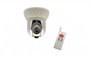 Camera de supraveghere rotativa, tip dome, telecomanda